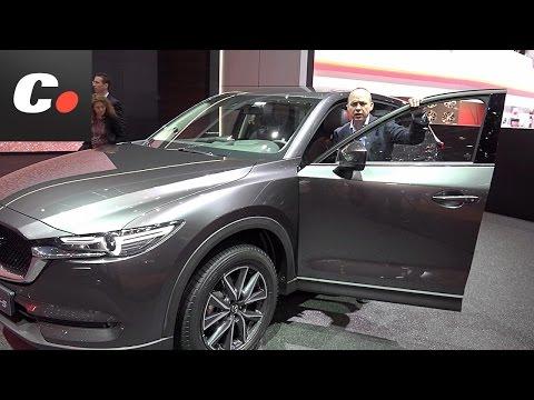 Mazda CX-5 SUV 2017   Salón de Ginebra 2017   Geneva Motor Show   Coches.net