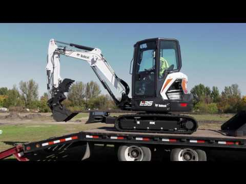 New R-Series Excavators from Bobcat Company