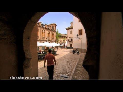 Granada, Spain: Albayzín and Alcaicería