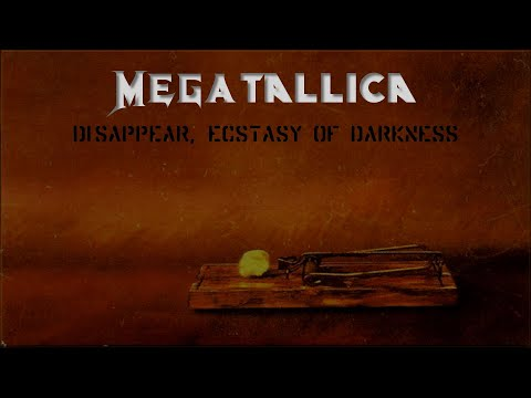 MEGATALLICA   Disappear, Ecstasy of Darkness
