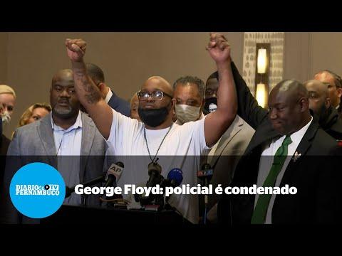 Família Floyd volta a respirar: policial é condenado pela morte de homem negro