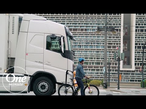 Volvo Trucks - One minute about 'See and be seen´