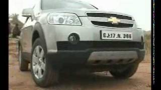 Chevrolet Captiva: User review