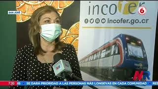 Ministerio de Salud aprobó nuevos protocolos para funcionamiento del tren