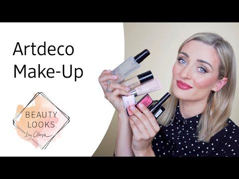 ARTDECO bei dm: Olesja stellt das High-End-Make-up vor