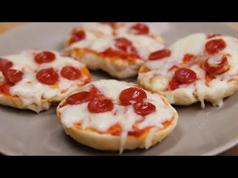 Easy Bagel Bite Lunch Ideas For Kids ? Tasty
