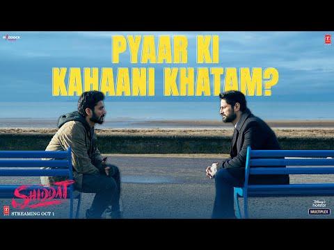 Shiddat - Pyaar Ki Kahaani Khatam? | Dialogue Promo 4 | Sunny K, Radhika M, Mohit R, Diana P