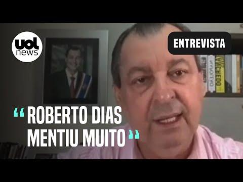 """Omar Aziz sobre suspeitas de propinas no Ministério da Saúde: """"Roberto Dias era um grande operador"""""""