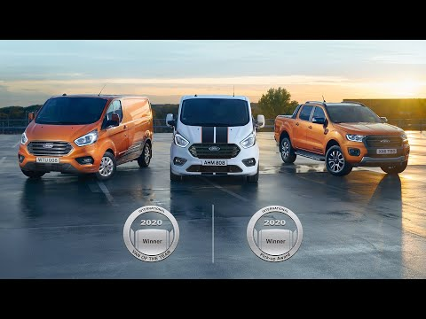 Double Win for Ford Commercial Vehicles