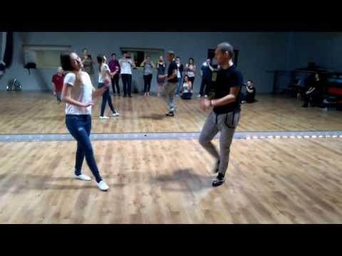 Monika Janowska & Artur Ledóchowski @ Salsa Libre