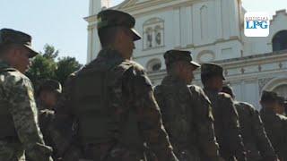 Ministro de la Defensa asegura que existen 20 militares contagiados con covid-19