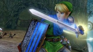 New Character From Hyrule Warriors - Comic Con 2014
