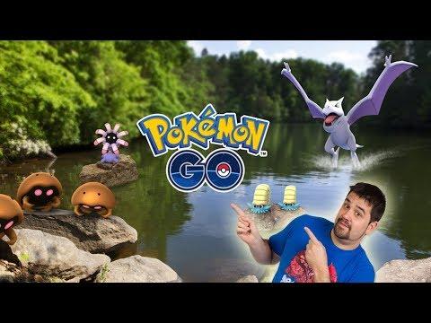 ¡NUEVO EVENTO de la AVENTURA con TIPO ROCA, EXPERIENCIA y CARAMELOS en Pokémon GO! [Keibron]