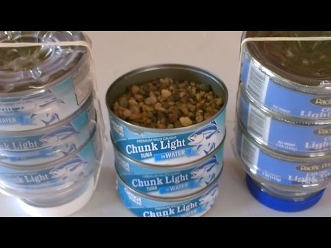 """Homemade Water Filter Purifier! - The """"3-Tuna-Can"""" Water Purifier! - Easy DIY"""