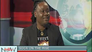 Soca on the Rise - Quincy Chadee