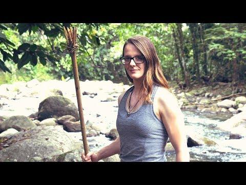 Building an Atlatl in the tropics
