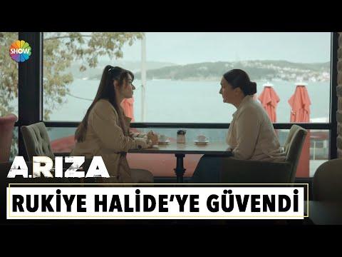 Rukiye, Halide'ye güveniyor!  | Arıza 6. Bölüm