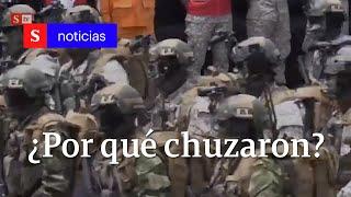 Chuzadas del Ejército en Colombia: Bolívar, Cepeda y Sanguino quieren saber la verdad |