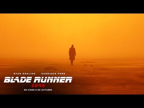 BLADE RUNNER 2049. El hombre contra su creación. En cines 6 de octubre.