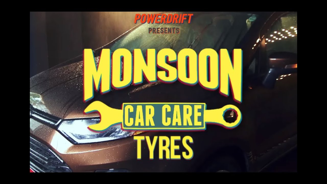 Pit Stop : Monsoon Car Care : Tyres