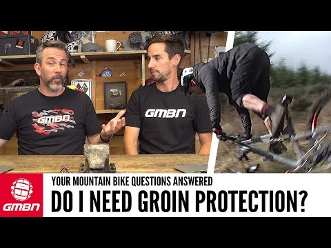 """Do I Need Groin Protection""""   Ask GMBN Anything About Mountain Biking"""