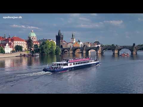 Prag - tag på en skøn storbyferie med Apollo Rejser