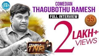 Thagubothu Ramesh  Frankly With TNR
