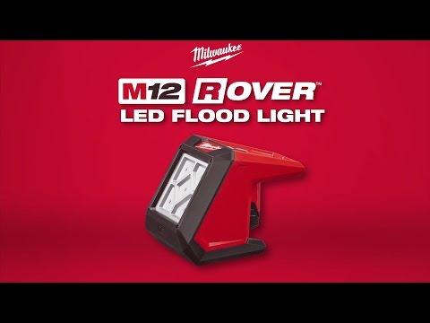 Milwaukee® M12 Rover™ LED Flood Light