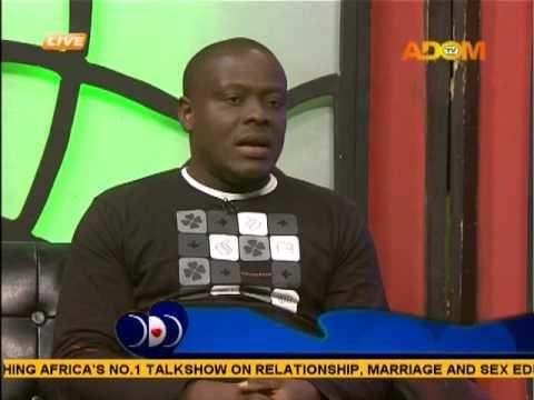 Odo Ahomaso on Adom TV (23-2-17)