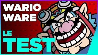 vidéo test WarioWare Get it Together par JeuxVideo.com