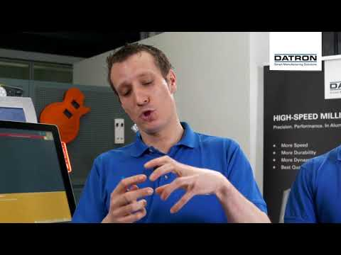 DATRON Digital Experience Days - Tooling