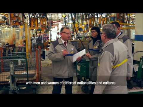 Supply chain department Manager at Groupe Renault