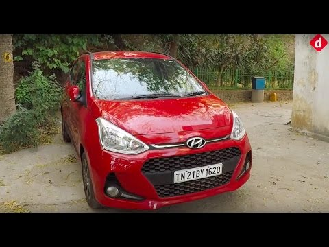 Hyundai Grand i10 (2017) - The Tech Inside | Digit.in