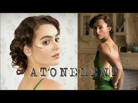 "cecilia tallis ""atonement"" makeup & hair | soft vintage glam"