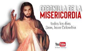 Coronilla de la Misericordia. 25 de Febrero de 2021