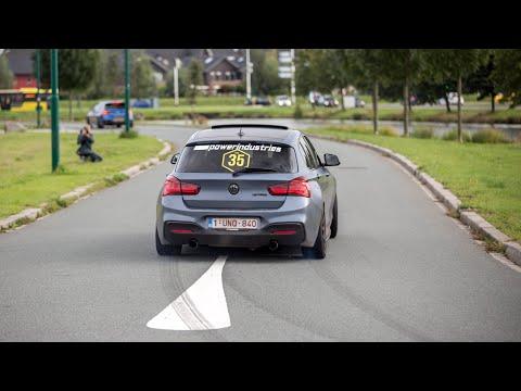 550HP TTE550 BMW M135i - HUGE Burnouts, Revs & Accelerations !
