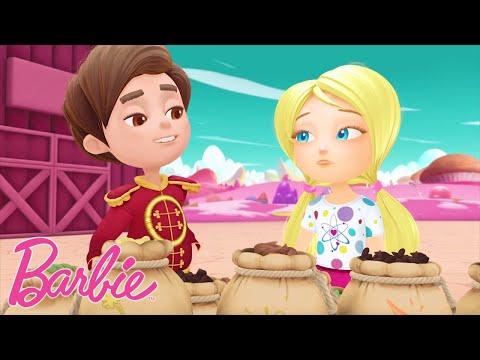 Barbie Deutsch | Der Zauberkern | Barbie Dreamtopia | Barbie Videos für Kinder | Barbie