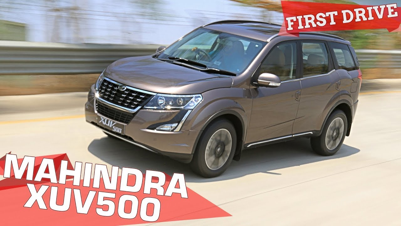 2018 Mahindra XUV500 Review- 5 things you need to know | ZigWheels.com