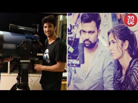 Sushant Buys Himself An Advance Telescope | Katrina's Funny Moment With Ali Abbas Zafar