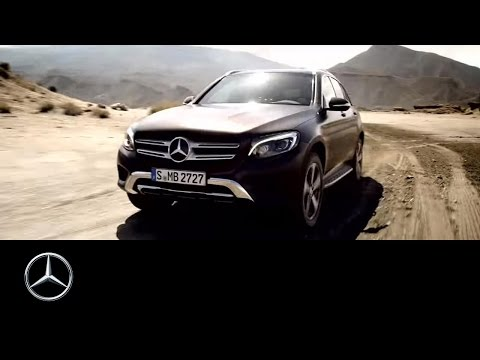 Mercedes-Benz TV: The new Mercedes-Benz GLC - Trailer.