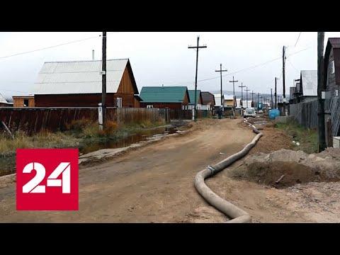 В Бурятии не осталось подтопленных от паводка домов