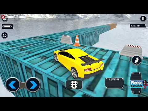 connectYoutube - Extreme Impossible Tracks Stunt Car Racing Games / Android Gameplay Video