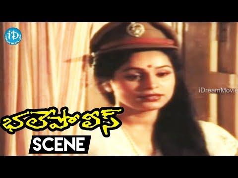 Bhale Police Movie Scenes - Police Investigating A Case    Ali    Ritu Shilpa    Devi