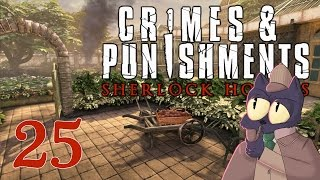 There's no such thing as privacy! - SHERLOCK HOLMES: CRIMES AND PUNISHMENTS - Part 25