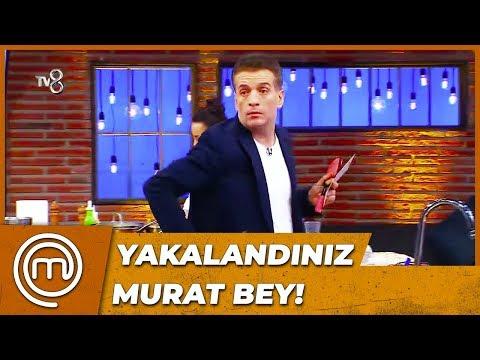 Murat Cemcir Mutfaktan Malzeme Aşırdı! | MasterChef Türkiye 79.Bölüm