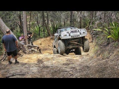 4x4 Challenge @ Queensland Gates