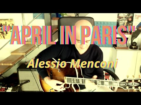 April in Paris - Alessio menconi