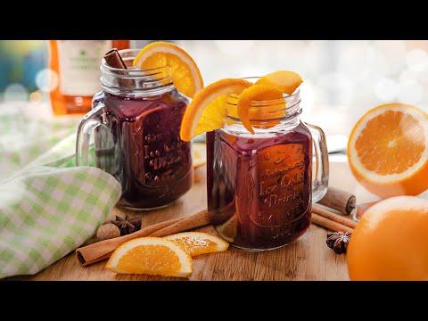 Как приготовить дома РОЖДЕСТВЕНСКИЙ ГЛИНТВЕЙН | новогодние рецепты 2021 - праздничные напитки