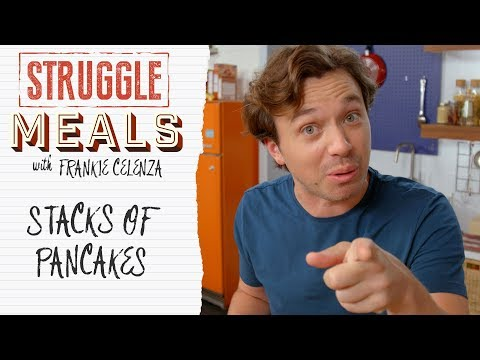 Getting Stacks (Of Pancakes) | Struggle Meals