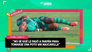 Jefferson Farfán rompió los protocolos sanitarios de Alianza Lima |AL ÁNGULO